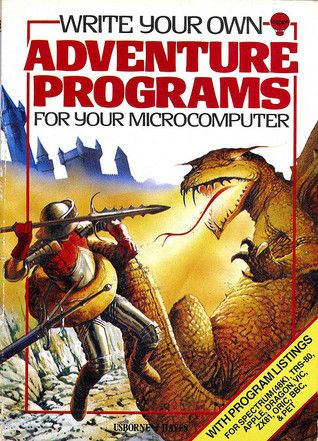 Write your own Adventure Programs for your Microcomputer: A blast from the past